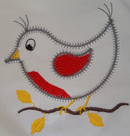 Bird Embroidery
