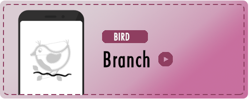 Bird Branch Badge